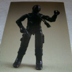 1994 GI Joe 30th Salute #82 Original Snake-Eyes Trading card